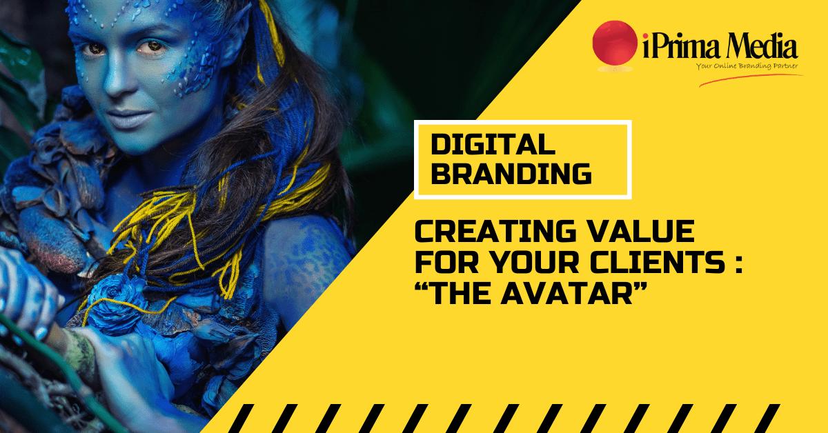 digital branding. creating value for clients avatar