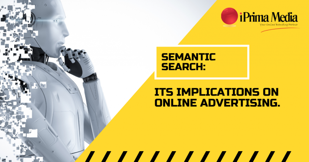 semantic search and implications online advertising
