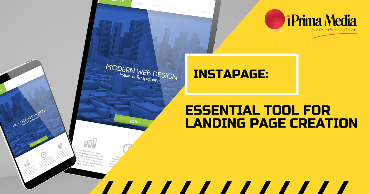 Instapage The essential landing page creation