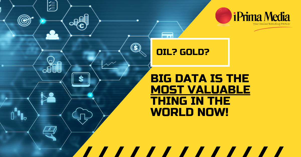 Oil? Gold? Big Data Is The Most Valuable Thing In The World Now!