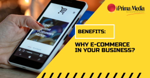 Why ecommerce in your business