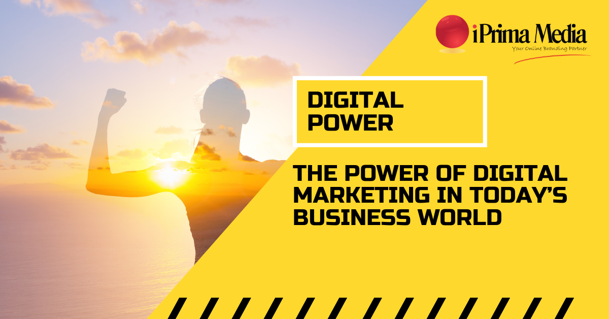 power of digital marketing